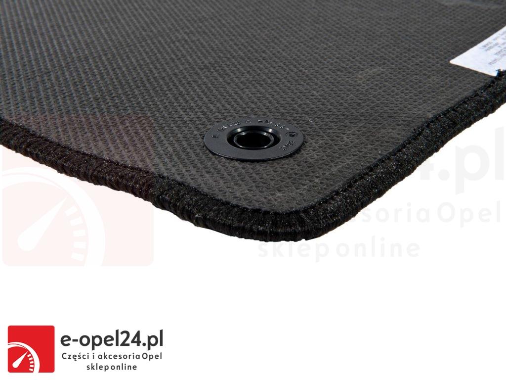 Oryginalny komplet czterech dywaników ze stoperami antypoślizgowymi
