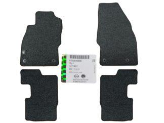Komplet Oryginalnych dywaników Opel Corsa D 5-drzwiowa - 1724784 / 931799686