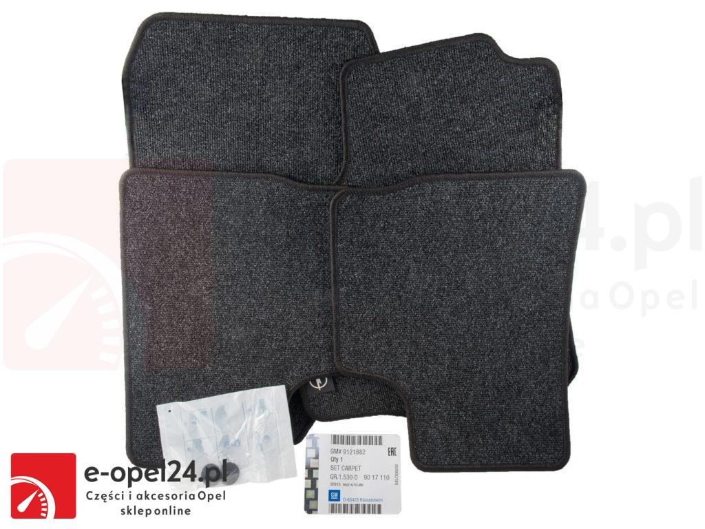 Zestaw oryginalnych dywaników do Opla Astry G II - 9017110 / 9121882