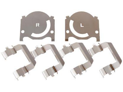 Zestaw montażowy klocki przód Opel Insignia A 1605317 95520061
