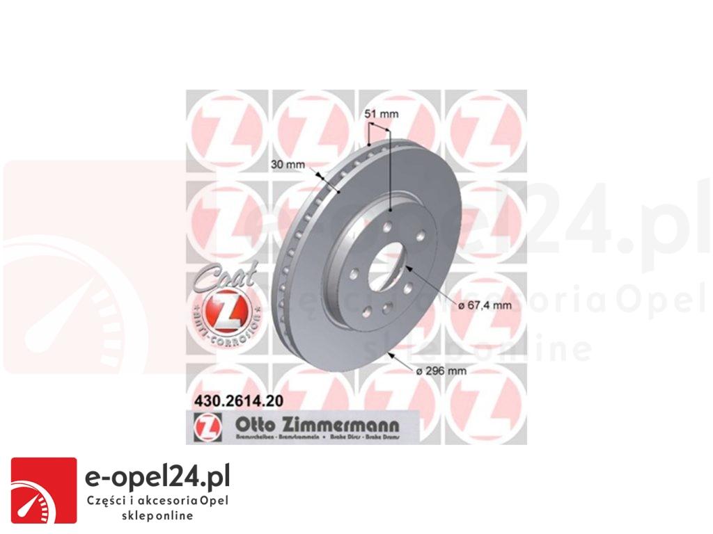 Tarcze hamulcowe przednie Opel Insignia A 56078 / 13579147