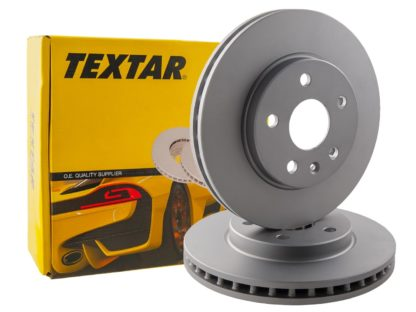 """Tarcze hamulcowe przód firmy Textar Opel Insignia 16"""" 296mm 569421 / 13502213"""
