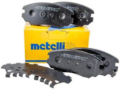 "Klocki hamulcowe przód Metelli - Opel Insignia 16"" 296mm - 1605624 / 13237750"
