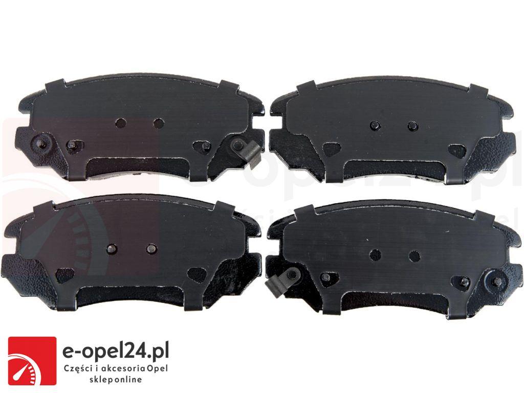 Klocki hamulcowe oś przednia do tarcz o średnicy 296mm Opel Insignia