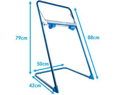 stojak / uchwyt na papier dla mechanika lub lakiernika