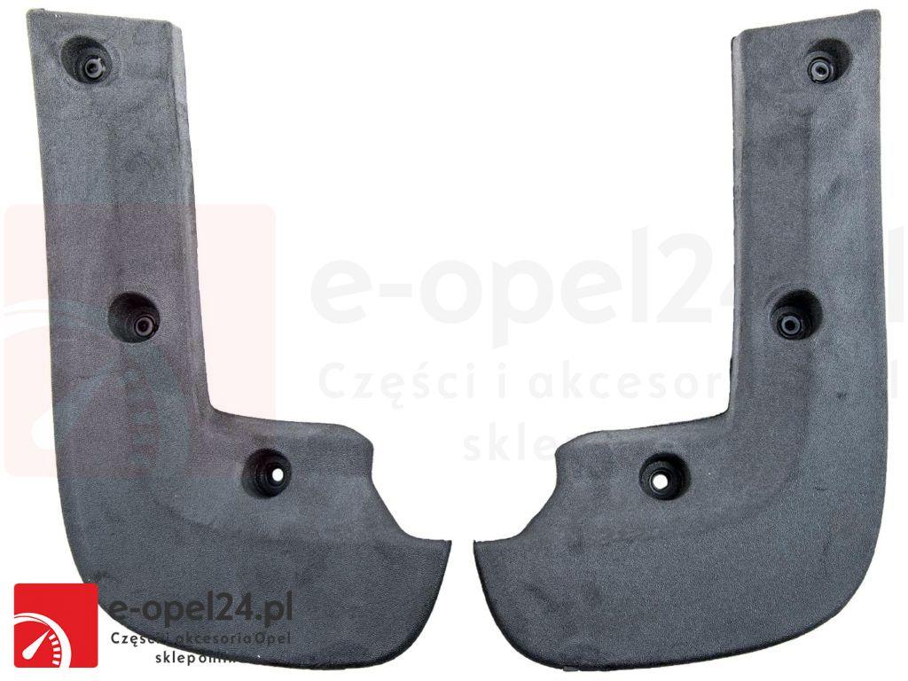 Oryginalne fartuchy tylnie do Corsy D - Opel 1718531