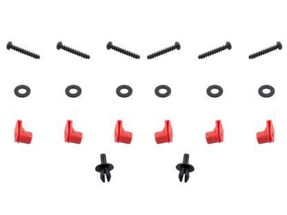 Błotochrony tylniej osi Corsa D - GM 93199302