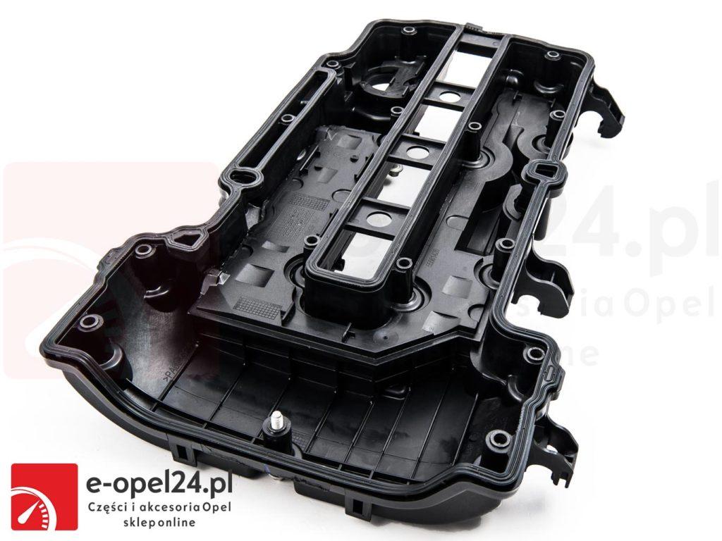 Pokrywa GM zaworów silnikowych Opel Astra J / Corsa C D / Insignia A / Meriva / Mokka / Zafira C do silników 1.2 / 1.2 / 1.4 Turbo - 25198877