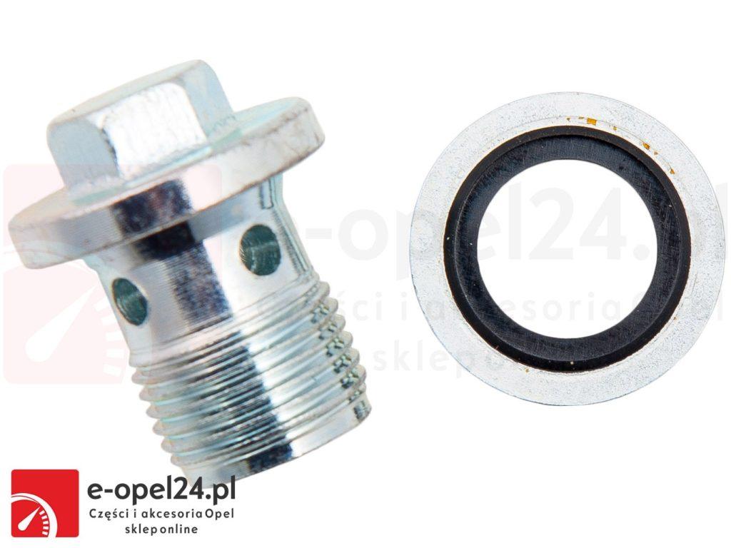 Korek miski oleju Opel Astra H J / Insignia / Signum / Vectra C / Zafira A B C 1.9-2.0 Cdti