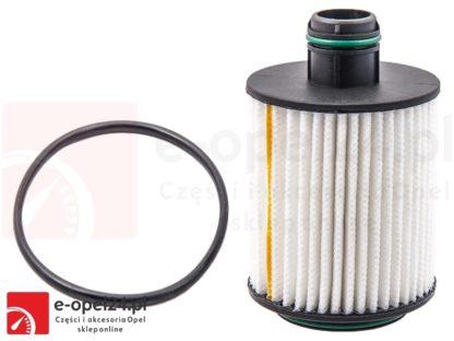 Filtr oleju UFI do Opel Astra J / Corsa D / Combo D / Insignia / Meriva B / Zafira C - 65006 / 55577033
