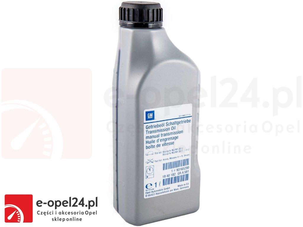 Olej przekładniowy do skrzyni biegów Opel f10 f13 f15 f17 f18 f32 m32 f40 - 1940182 / 93165290