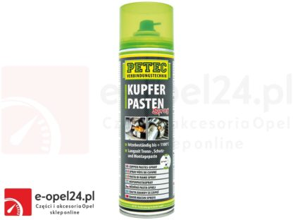 PETEC Spray smar miedziany 70350
