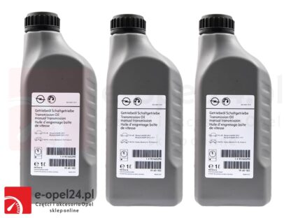 Olej skrzyni biegów Opel Signum / Vectra C F40 oraz M32 - 1940182 / 93165290
