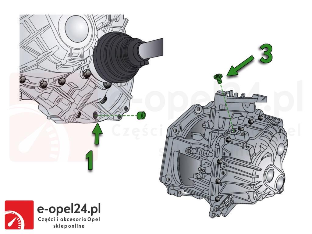 M32 schemat