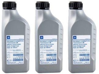 Olej przekładniowy do skrzyni biegów Opel M20 M32 F40 - 1940182 / 93165290