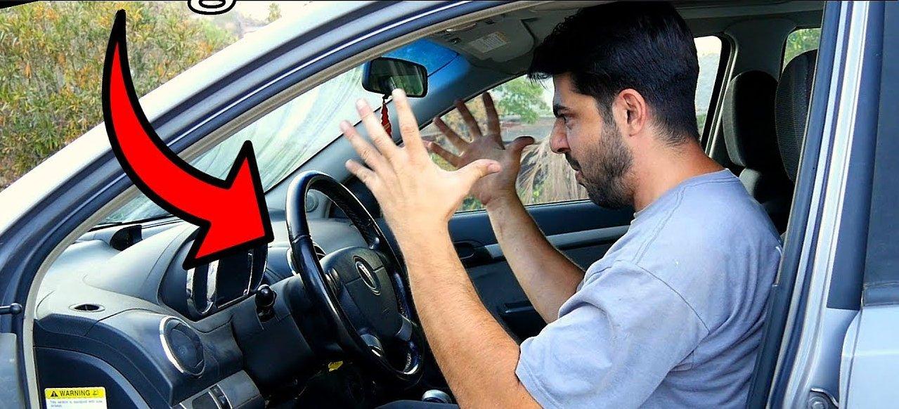 Drgania auta - Insignia podczas przyspieszania
