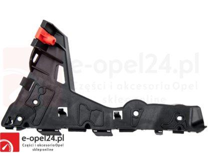 Oryginalne mocowanie zderzaka prawy przód Opel Astra H III - 1406547 / 24460283