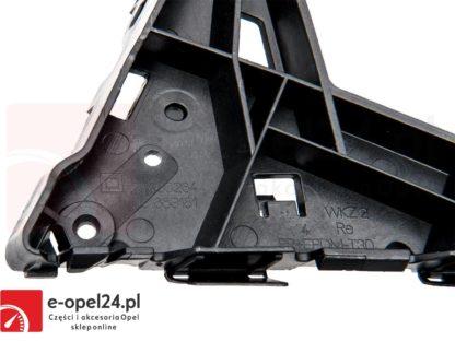 Oryginalny ślizg zderzaka przód prawy Opel Astra H III - 1406548 / 24460284