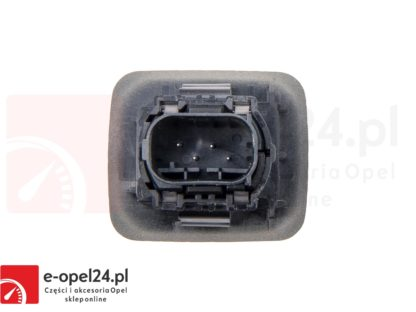 Oryginalny beżowy przycisk zamykani klapy bagażnika Opel Insignia A Kombi