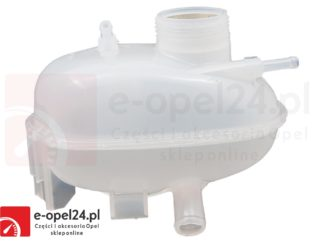 Zbiornik wyrównawczy płynu chłodniczego Opel Agila A / Corsa C / Tigra B - 1304234 / 9129170