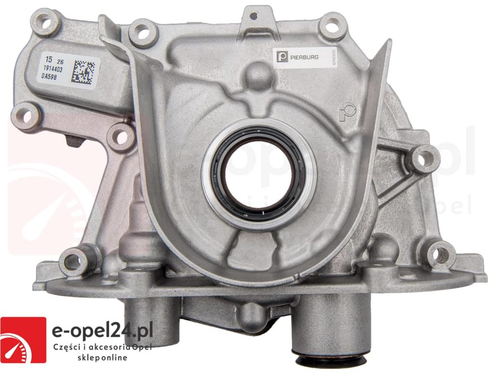 Pompa oleju ( smok ) Pierburg Opel Astra J IV / Insignia A / Zafira C 2.0-cdti - 5646270 / 55566000