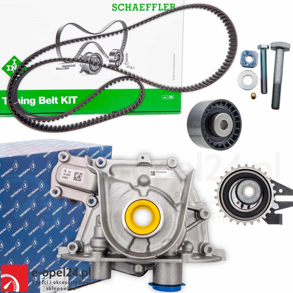 Zestaw pompa oleju oraz rozrzad Opel Astra J / Insignia / Zafira C 2.0 CDTI