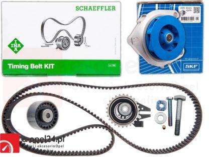 Zestaw rozrządu oraz pompa wody Opel Astra H J / Insignia / Signum / Vectra C / Zafira B C 1.9-2.0 CDTI - 1606434 / 95507810