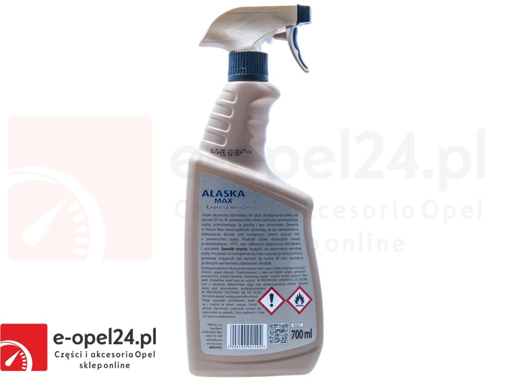 Spray do szyb K2 Alaska Max Atomizer K607
