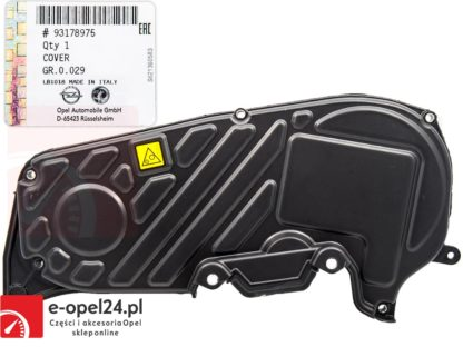 Pokrywa paska rozrządu Opel Astra H / Signum / Vectra C / Zafira B 1.9 CDTI - 638993 / 93178975