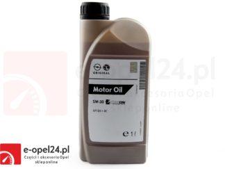Oryginalny olej- do Opla GM Dexos1 1L - 95599919