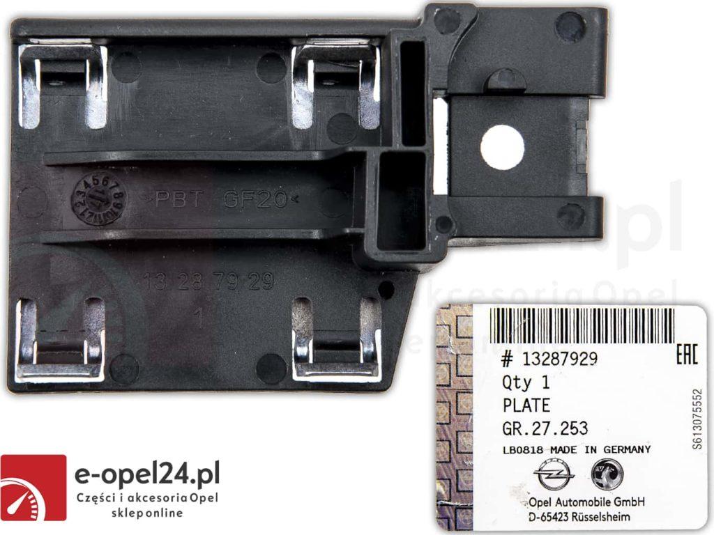 Płytka wzbudzająca czujnik poziomowania świateł ksenonowych Opel Astra J / Zafira C / Cascada - 11235032 / 13287929