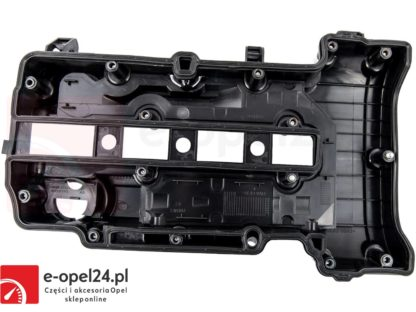 Pokrywa zaworów do silników 1.2. 1.4 1.4T Opel Adam / Astra J / Cascada / Corsa D E / Insignia A / Meriva B / Mokka / Zafira C - 25198874E