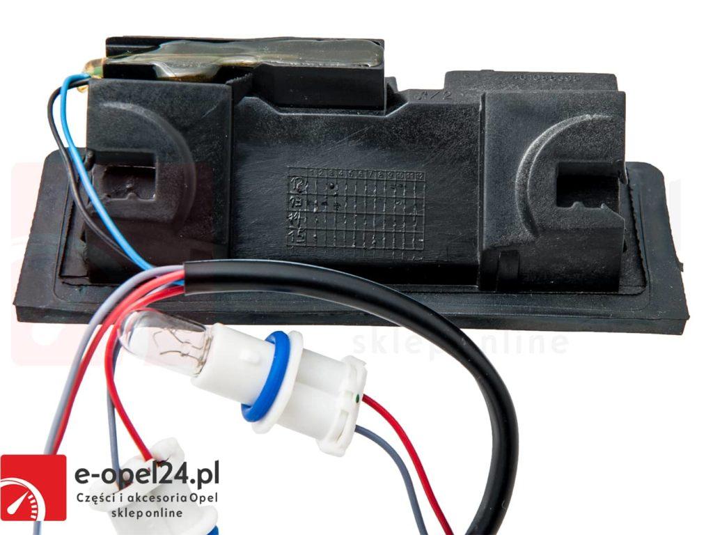 Przycisk do klapy bagaznika Opel Astra H kombi /Zafira B - 6240398-13223919
