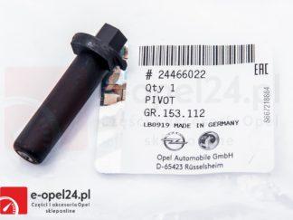 Oryginalny kołek montażowy półki bagażnika Opel Astra H / Vectra C - 2346846 / 24466022