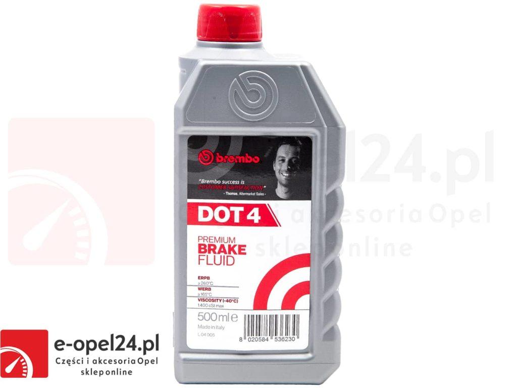 Płyn hamulcowy DOT4 500ml Brembo