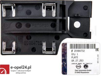 Płytka wzbudzająca czujnik poziomowania świateł ksenonowych Opel Insignia A - 20984732 / 1235056