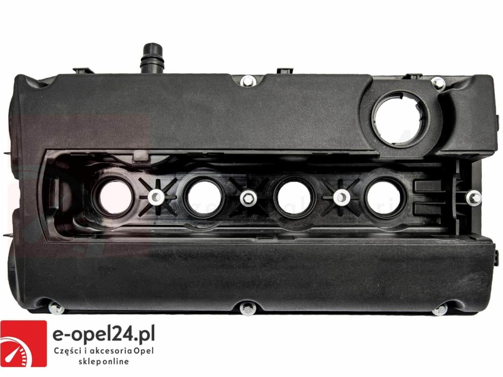 Pokrywa zaworów Opel Astra G H / Vectra C / Zafira A B / Meriva A - Z16XEP - Z16XE1 - 5607592