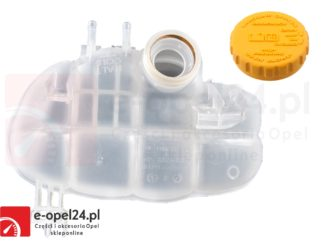 Oryginalny zbiorniczek wyrównawczy płynu chłodniczego Opel Meriva A - 1304611 / 13160252