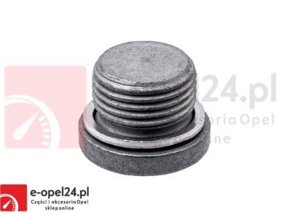 Oryginalny korek z podkładką do 6 biegowej manualnej skrzyni biegów F40 i M32 - 2060940 / 11099271