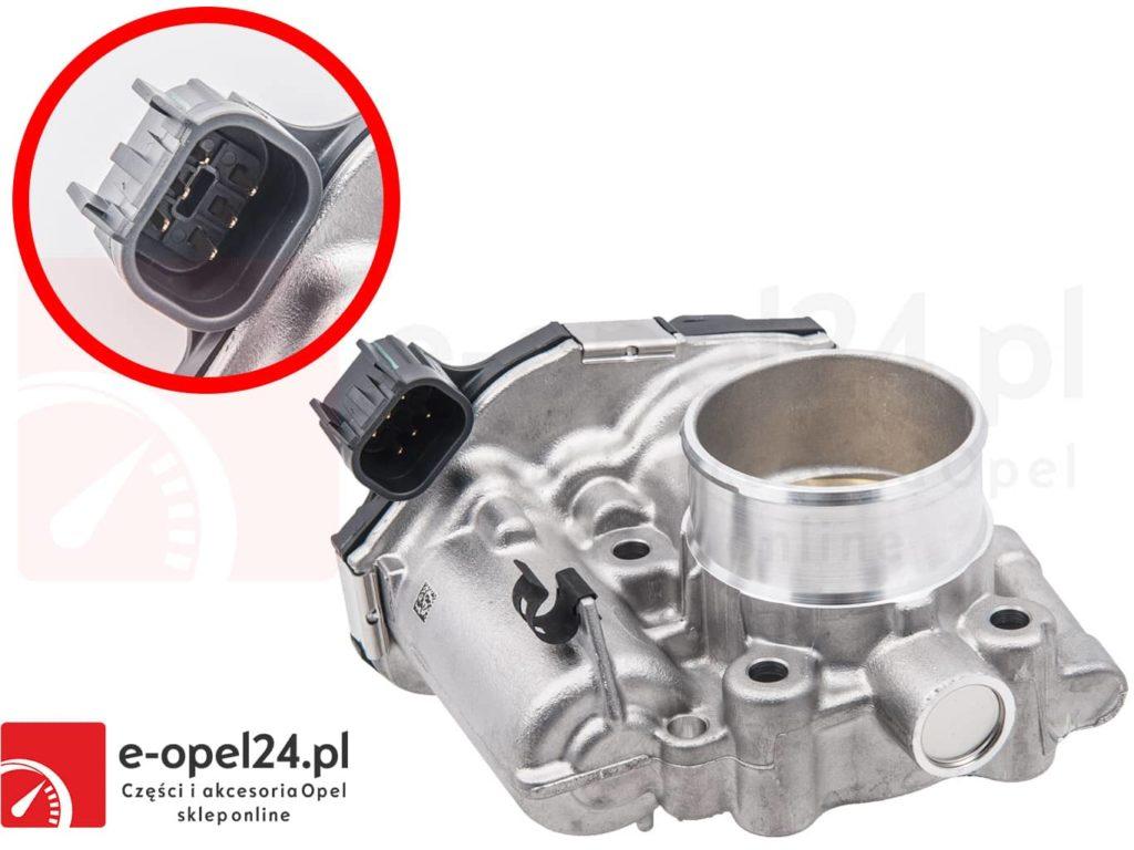 Przepustnica korpus Bosch Opel Astra J / Corsa D E / Adam / Meriva B 1.2 1.4 - 825008 / 55562270