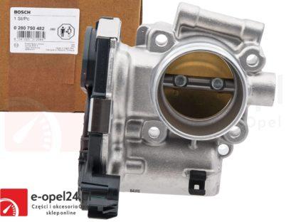 Przepustnica Bosch Opel Astra J / Corsa D E / Adam / Meriva B 1.2 1.4 - 825008 / 55562270