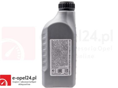 Oryginalny olej przekładniowy do manualnej 5 oraz 6 skrzyni biegowych F17 M32 F40 F23 - 75W80 - 1940004 / 93165694