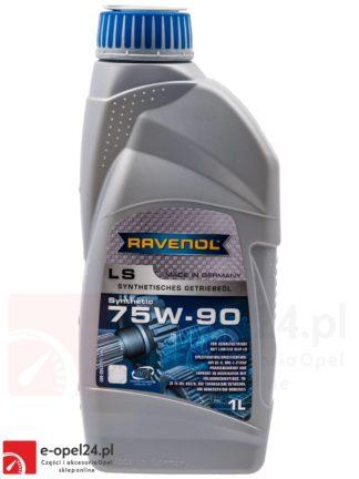 Olej przekładniowy tylnej osi mechanizmu różnicowego - 1940058 / 93165388 - RAVENOL - Getriebeoel-LS SAE 75W90