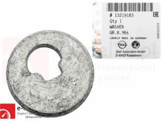 Podkładka regulacyjna ustawienie zbieżność geometrii Opel Insignia A B - 423560 / 13219183