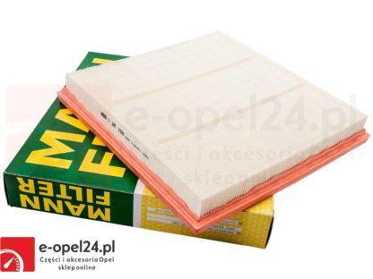 Wkład filtr powietrza firmy Mann Opel Astra J 1.4 1.6 1.8 - 835056 / 13272717