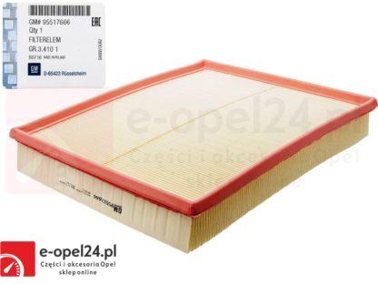 Filtr powietrza Opel Signum / Vectra C - 1.6 1.8 - 834859 / 95517666