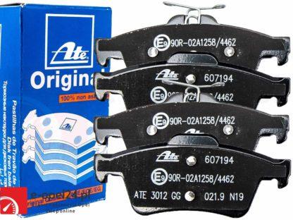 Klocki hamulcowe tylne ATE 13.0460-7194.2 Opel Vectra C / Signum - 1605117 / 93183140
