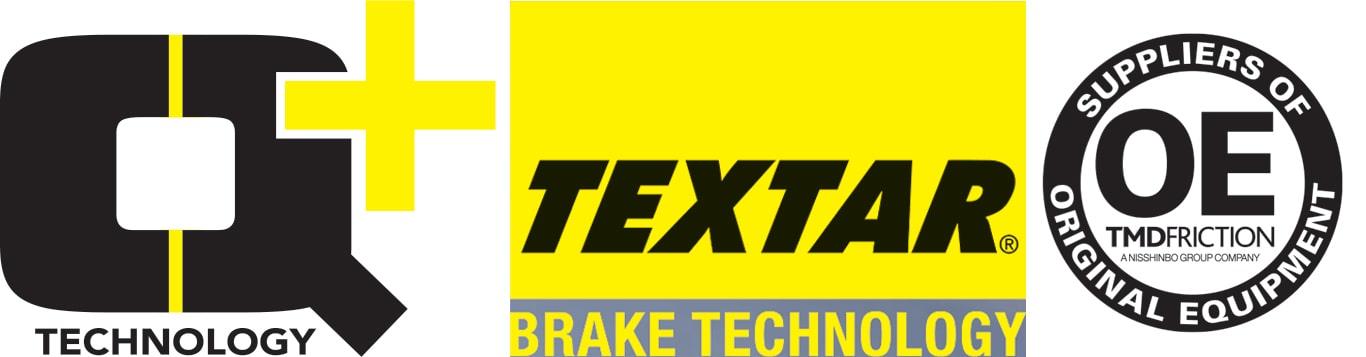 TEXTAR Klocki hamulcowe przód - 2306302 Opel Astra G  1.2 1.4 1.6 1.8 1.7 Dti Cdti TD - 2.0-Dti