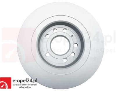 Tylne tarcze hamulcowe Zimmermann - 430.1497.20 Opel Vectra C / Signum - 569115 / 93171848