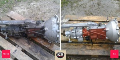 Płyn do czyszczenia silnika K2 AKRA 770ML K177